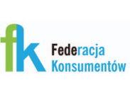 Logo Federacji Konsumentów.