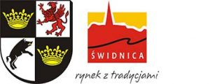 herb i logo miasta świdnica