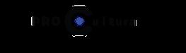 Logo Fundacji ProCultra. W logo powiększona jest litera C.
