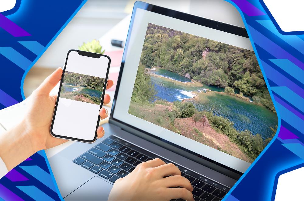 Jak przesłać zdjęcia ze smartfonu do komputera? Za pomocą kabla USB!