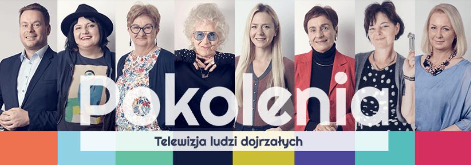 Telewizja Pokolenia – telewizja internetowa dla seniorów