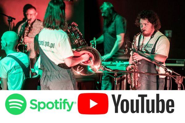 Jak słuchać muzyki w Internecie – poznaj Spotify i YouTube