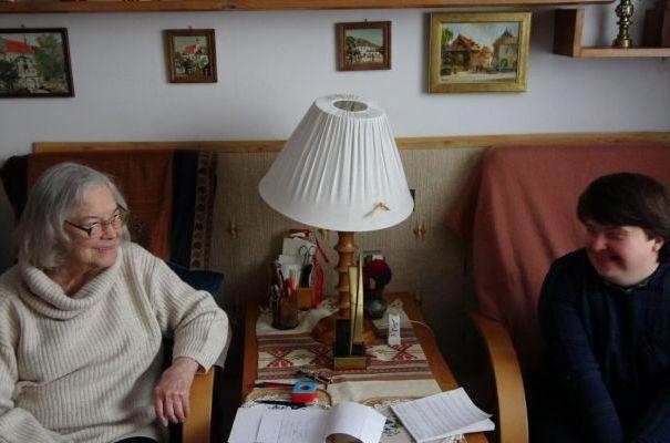 Wyjątkowy wywiad z Krystyną Mrugalską – honorową prezes PSONI