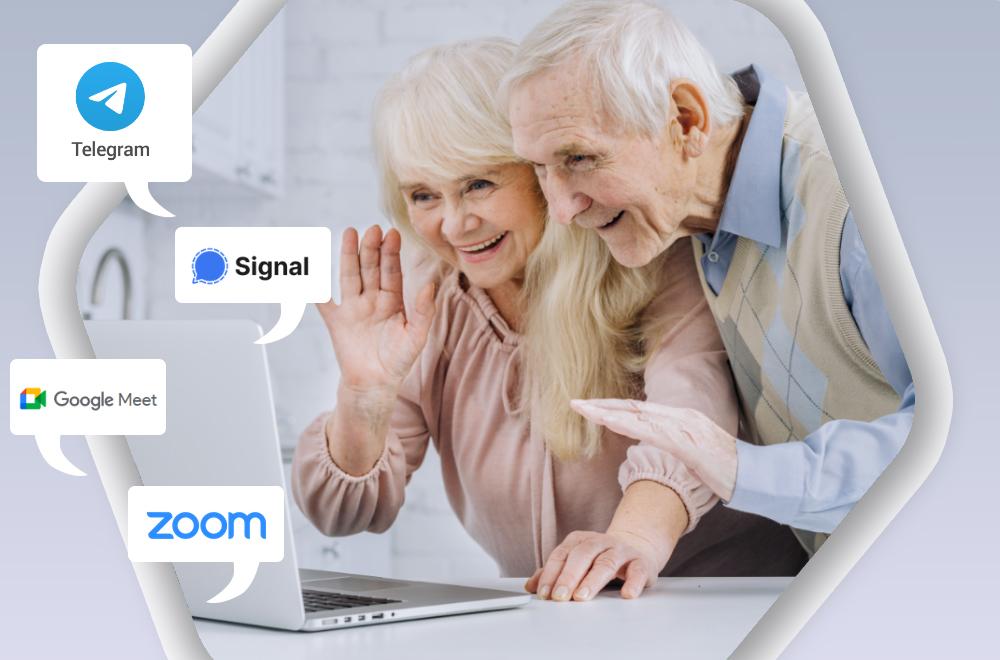 RELACJE W SIECI: przegląd programów do wideorozmów – na telefon i na komputer