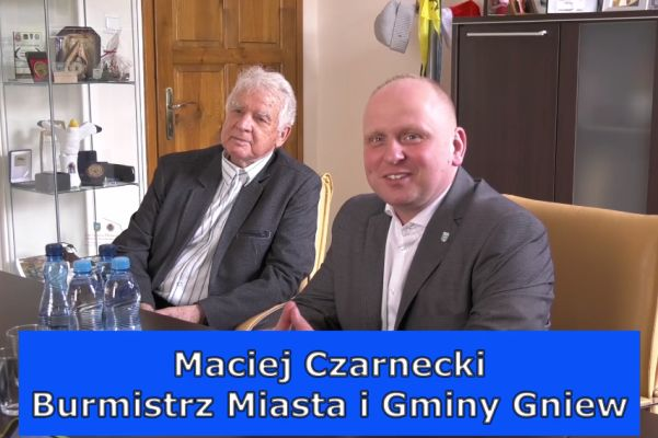 Burmistrz Miasta i Gminy Gniew o lokalnej polityce senioralnej