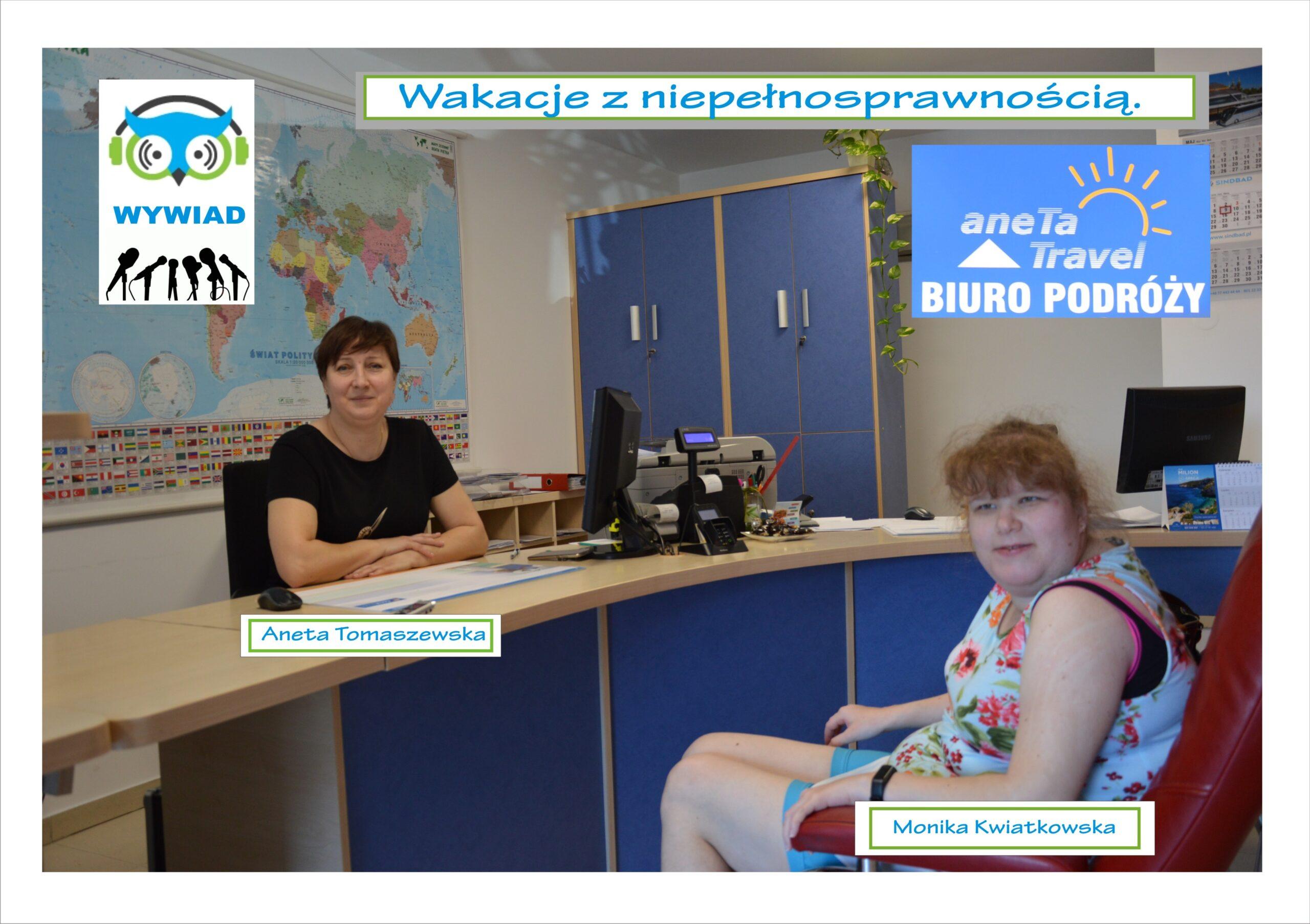 Wakacje z niepełnosprawnością