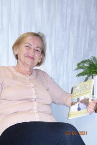 Na zdjęciu znajduje się Pani Anna Węcławik.
