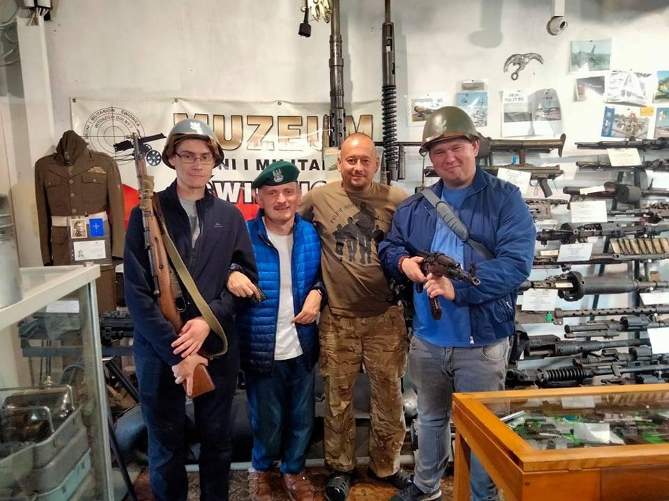 Wyjątkowe hobby – Prywatne Muzeum Broni i Militariów na Dolnym Śląsku