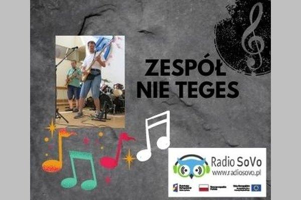 Zespół Nie Teges- uczestnicy WTZ PSONI w Kędzierzynie-Koźlu i ich muzyczna pasja