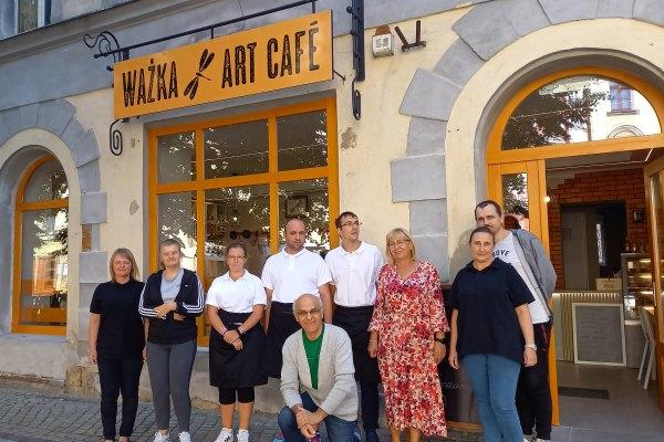 Ważka Art Cafe – czyli marzenia się spełniają